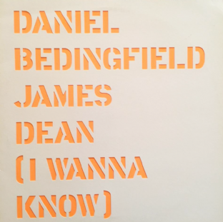 "Daniel Bedingfield - James Dean (I Wanna Know) (ATFC Mixes) (12"") (Promo) (EX/EX)"
